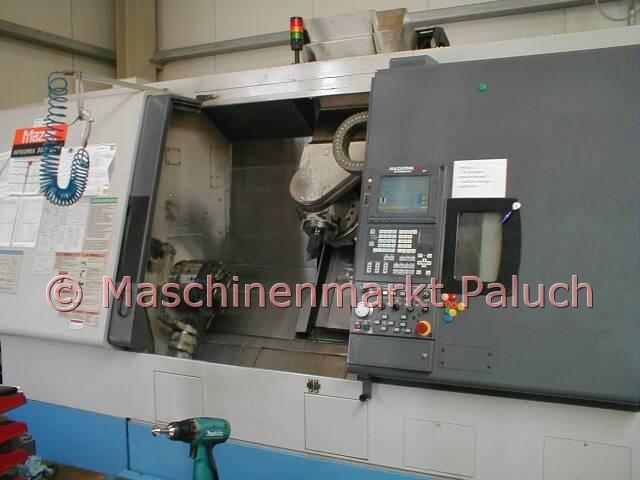 Paluch-CNC: MAZAK Integrex 300-II SY gebraucht