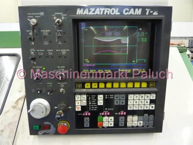 Paluch-CNC: MAZAK Quick Turn 20 N gebraucht, Mazak QT 20 N